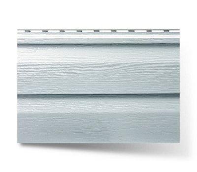 Виниловый сайдинг, Светло-серый от производителя Альта-профиль по цене 184 р