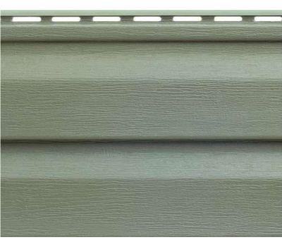 Виниловый сайдинг Аляска Люкс, Грин от производителя Альта-профиль по цене 151 р