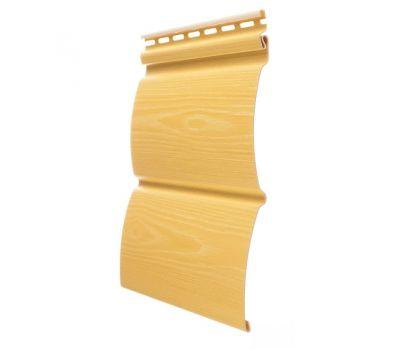 Виниловый сайдинг блокхаус - серия WoodSlide, Айва от производителя Docke по 295 р