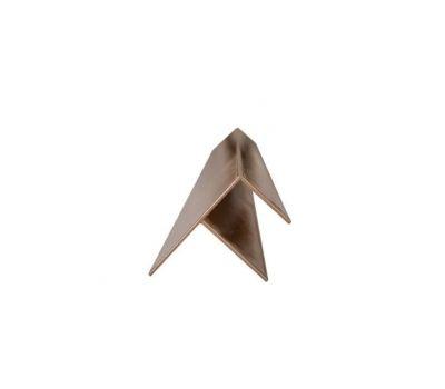 F-образный профиль для террас Шоколад146х23 от производителя Goodeck по цене 1 590 р