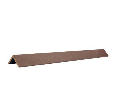 Уголок завершающий BROWNWOOD (коричневый) от производителя Sequoia по 450.00 р