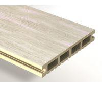 Террасная доска ДПК Select 146х22х4000 мм Сакура