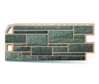 Фасадные панели (цокольный сайдинг) КОЛЛЕКЦИЯ «КАМЕНЬ» Серый