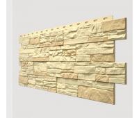 Фасадные панели (цокольный сайдинг) , Stein (песчаник), Bernstein Янтарный