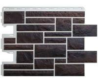 Фасадные панели (цокольный сайдинг) КОЛЛЕКЦИЯ «КАМЕНЬ ПРАЖСКИЙ» 05
