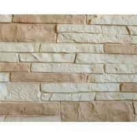 Цокольный сайдинг Stacked-Stone (Природный камень) SANDSTONE (Песочно-желтый)