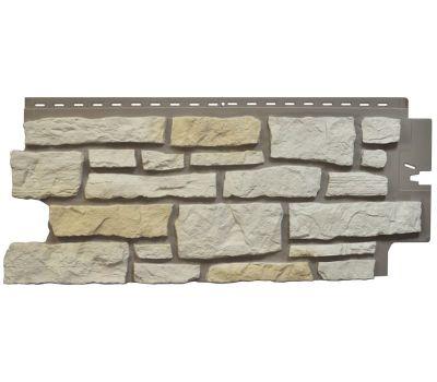 Цокольный сайдинг Creek Ledgestone (Бутовый камень) Ivory White от производителя NAILITE по 820.00 р