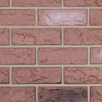 Цокольный сайдинг Hand-Laid Brick (Кирпич) USED RED Старый Красный Кирпич