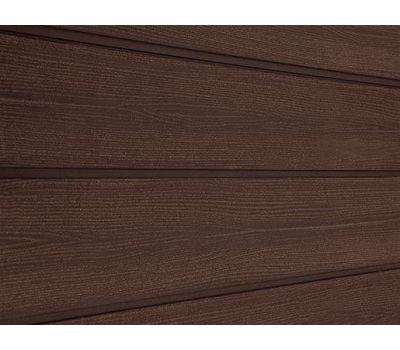 Фасадная доска ДПК SORBUS Терракот Радиальная от производителя Savewood по цене 230 р