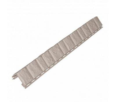 Угол наружный для цокольного сайдинга Камень Орех от производителя Доломит по цене 430.00 р
