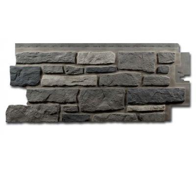 Цокольный сайдинг Creek Ledgestone (Бутовый камень) Appalachain Ash от производителя NAILITE по 1 460.00 р