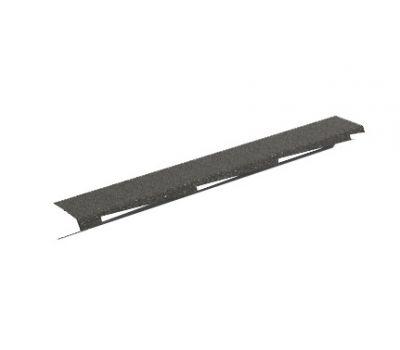 Торцевая планка правая Stratos Антрацит (черный) от производителя DECRA по цене 1 300 р