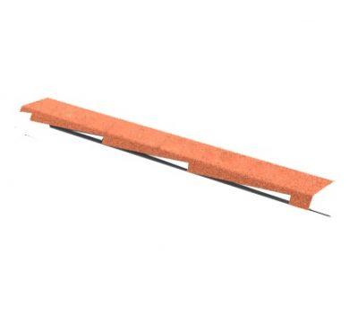 Торцевая планка левая Classic Осенний каприз от производителя DECRA по цене 1 366 р