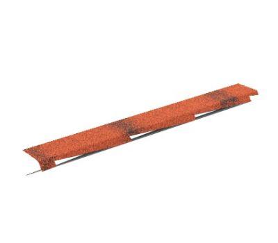 Торцевая планка правая Classic Античный красный от производителя DECRA по цене 1 365.00 р