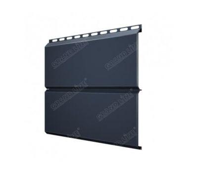 Металлический сайдинг ЭкоБрус Drap 0.45 от производителя Grand Line по 405.00 р