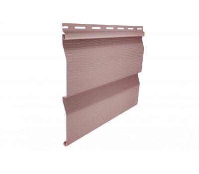 Виниловый сайдинг , Корабельный брус Розовый от производителя Ю-Пласт по цене 129 р