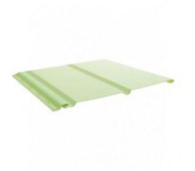 Виниловый сайдинг - Montana, Светло-зеленый от производителя Fineber по цене 138 р