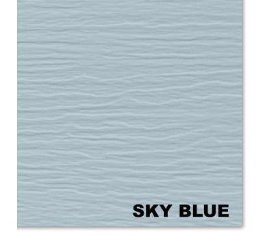 Виниловый сайдинг, SkyBlue (Небесно голубой) от производителя Mitten по цене 369.00 р