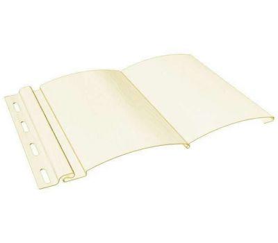 Виниловый сайдинг - BlockHouse, Слоновая кость от производителя Fineber по цене 205 р