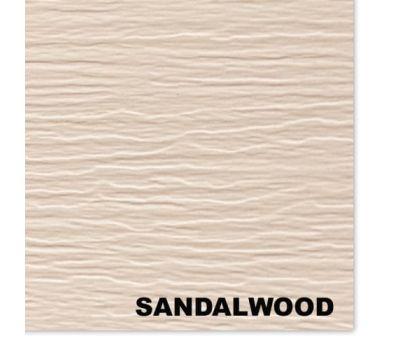 Виниловый сайдинг, Sandawood (Cандаловое дерево) от производителя Mitten по цене 369 р