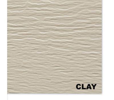 Виниловый сайдинг, Clay (Глина) от производителя Mitten по цене 369 р