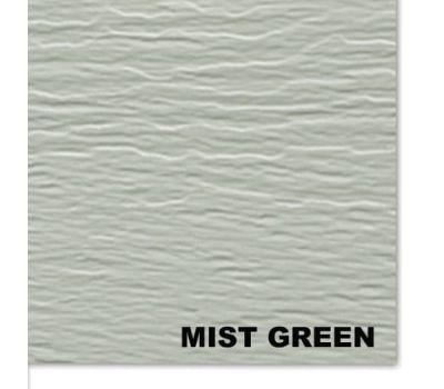 Виниловый сайдинг, MistGreen (Зеленый Туман) от производителя Mitten по 369 р