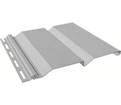 Виниловый сайдинг - Standart, Серый от производителя Fineber по цене 168 р