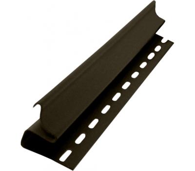 Галтель (карнизный молдинг) 3050 мм Венге от производителя Vinyl-On по цене 377.00 р