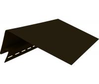 Околооконный профиль 3050 мм Венге