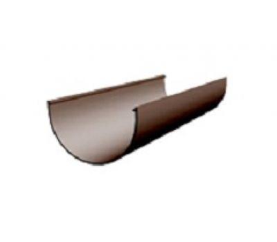Желоб водосточный 3 м Premium ПВХ Шоколад от производителя Docke по цене 450.00 р