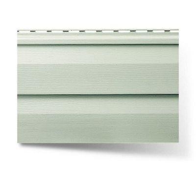 Виниловый сайдинг, Серо-зелёный от производителя Альта-профиль по цене 190.76 р