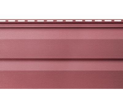 Виниловый сайдинг (Канада плюс) коллекция Премиум. Гранатовый от производителя Альта-профиль по цене 233.00 р