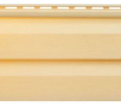Виниловый сайдинг Аляска, Голд от производителя Альта-профиль по цене 154.63 р