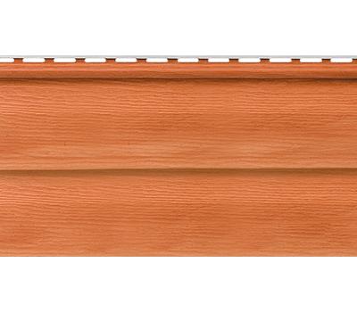 Виниловый сайдинг (Канада плюс) коллекция Премиум. Дуб светлый от производителя Альта-профиль по цене 238.00 р