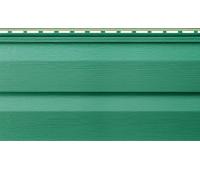 Виниловый сайдинг (Канада плюс) коллекция Премиум. Зеленый