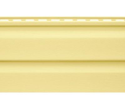 Виниловый сайдинг (Канада плюс) коллекция Престиж, Желтый от производителя Альта-профиль по цене 221.00 р