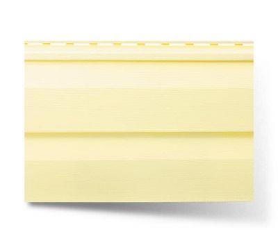 Виниловый сайдинг, Лимонный от производителя Альта-профиль по цене 190.76 р