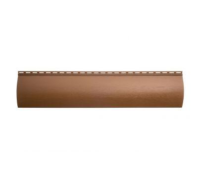 Сайдинг Blockhouse (Блокхаус - под бревно) акриловый, однопереломный, Дуб Светлый от производителя Альта-профиль по цене 264.72 р