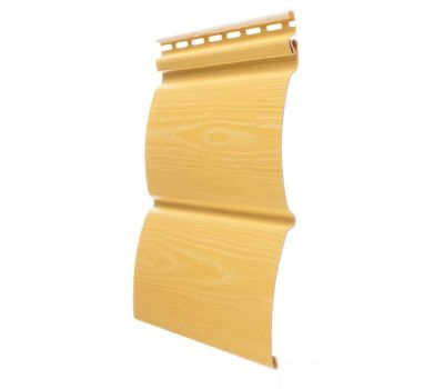 Виниловый сайдинг блокхаус - серия WoodSlide, Айва от производителя Docke по цене 0.00 р