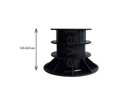 Регулируемые опоры LEVEL 145-240 (L3) от производителя Dortmax по цене 379.00 р