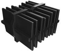Соединитель пластиковый для лаг Hilst Professional 60x40мм