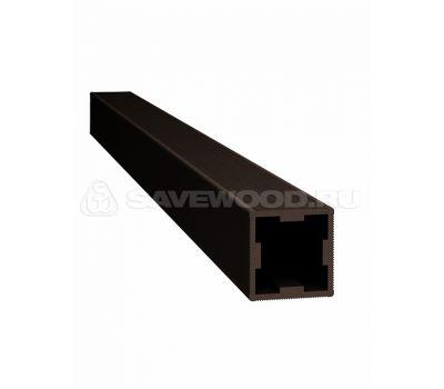 Столб промежуточный из ДПК от производителя Savewood по цене 492.00 р