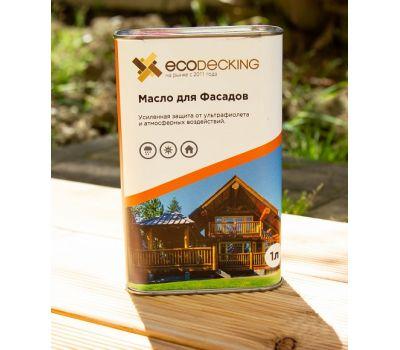 Масло для фасадов от производителя ECODECKING по цене 680.00 р