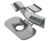 Кляймер металл для алюминиевой лаги