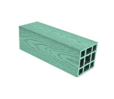 Столб гладкий ДПК АЙ-ТЕХПЛАСТ Зеленый от производителя ITP по цене 1 214.00 р