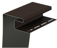 Околооконный профиль BERGART, Шоколадный