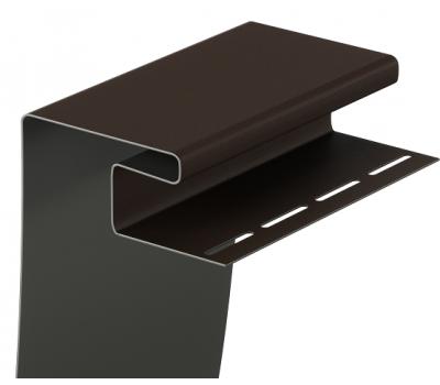 Околооконный профиль BERGART, Шоколадный от производителя Docke по цене 1 300.00 р