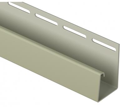 J-профиль фасадный 30 мм Бежевый от производителя Docke по цене 420.00 р
