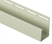 J-профиль фасадный 30 мм Палевый