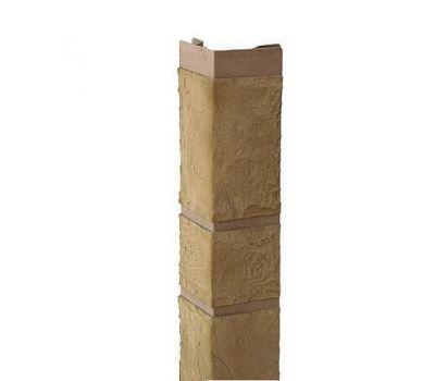 Угол наружный КОЛЛЕКЦИЯ «КАМЕНЬ» Песчаник от производителя Альта-профиль по цене 390.00 р